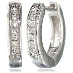 45% Off Diamond Earrings, Starting at $39.99