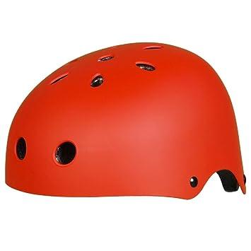 【クリックで詳細表示】Amazon.co.jp   a.n.d cocoon 52~56cm 子供用ヘルメット 対象年齢:4歳~ [a.n.design works] レッド M   スポーツ&アウトドア 通販
