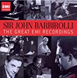 John Barbirolli The Great EMI Recordings
