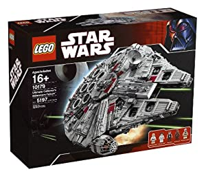 LEGO Star Wars 10179 - Ultimatives Millenium Falcon Sammlermodell