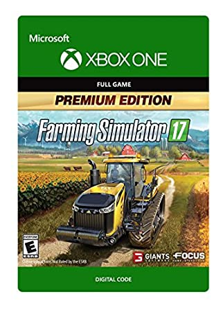 Farming Simulator 2017 Premium Edition - Xbox One Digital Code