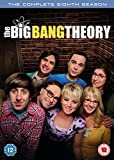 The Big Bang Theory - Season 8 [DVD] [2015]