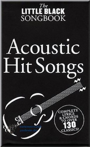 little-black-songbook-acoustic-hits-guitare-akkorde