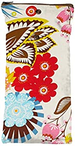 Planet Wise Wipe Pouch, April Flowers