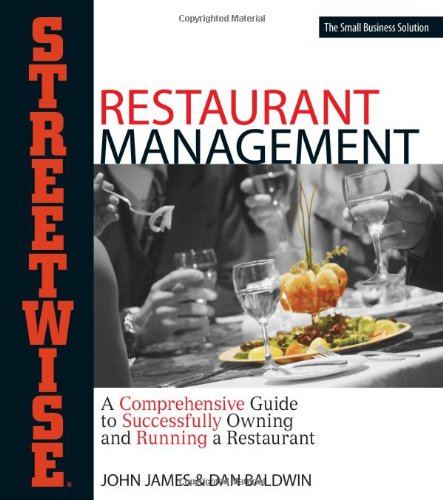 Streetwise Restaurant Management Comprehensive Guide...