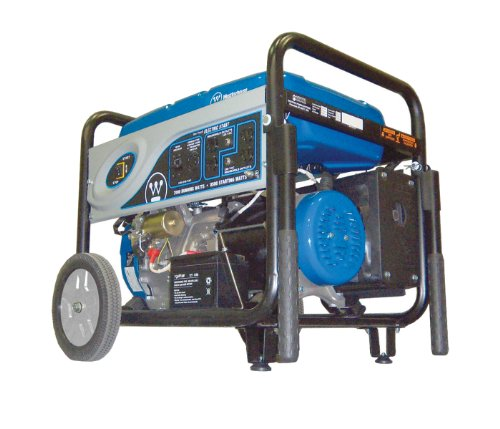 Westinghouse WH7000E 8,500 Watt 420cc Gas Powered