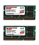 Komputerbay 8GB (2x 4GB) DDR3 SODIM