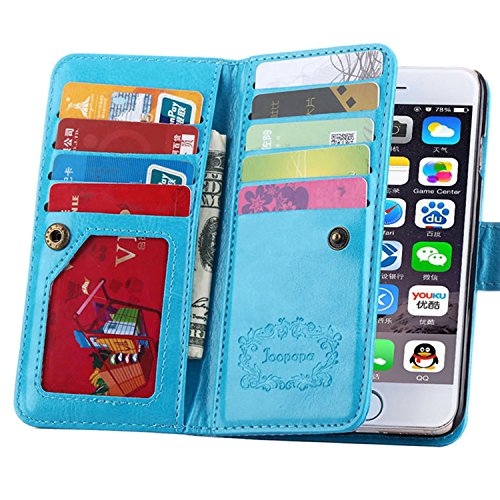 release date: 15650 46591 iPhone 6 Plus Case,Joopapa Luxury Fashion Pu Leather Magnet - Import ...