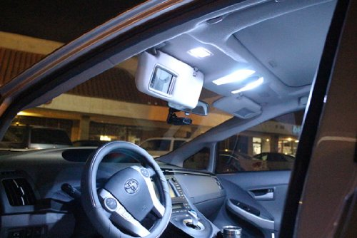 Ijdmtoy Premium Smd Led Lights Interior Package Combo For 2009 2013 Dodge Ram 1500 Xenon White