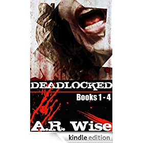 Deadlocked - Complete First Series, Books 1 - 4