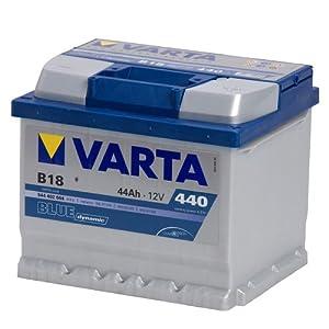 Autobatterie VARTA Blue Dynamic B18 5444020443 44Ah 440A from VARTA