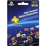 Playstation Plus Card 3ヶ月 メンバーシップ 北米版