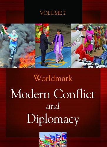 Worldmark Conflict and Diplomacy 2 Volume Set