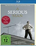 A Serious Man (inkl. Wendecover) [Blu-ray]