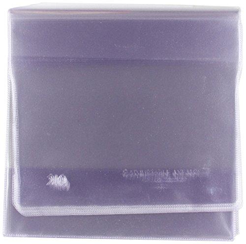 Refill X 10 Adjustable Lyfjackets 210mm (Book Protectors)