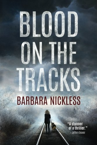 Blood on the Tracks (Sydney Rose Parnell Series) cover