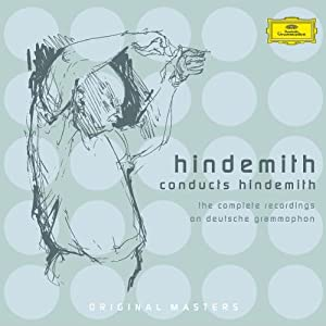 Hindemith Conducts Hindemith