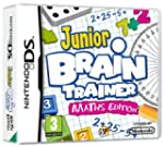 Junior Brain Trainer Maths Edition (N...