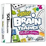 Junior Brain Trainer Maths Edition (Nintendo DS)by Avanquest Software