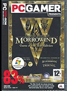 Buy  Elder Scrolls III: Morrowind (Game of the Year Edition): Video Games
