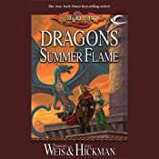 Dragons of Summer Flame: Dragonlance: Chronicles, Book 4 | [Margaret Weis, Tracy Hickman]