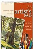 Spiral Artists Pad A3