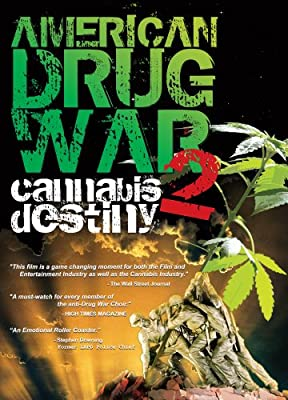 American Drug War 2: Cannabis Destiny [DVD] [2013] [Region 1] [US Import] [NTSC]