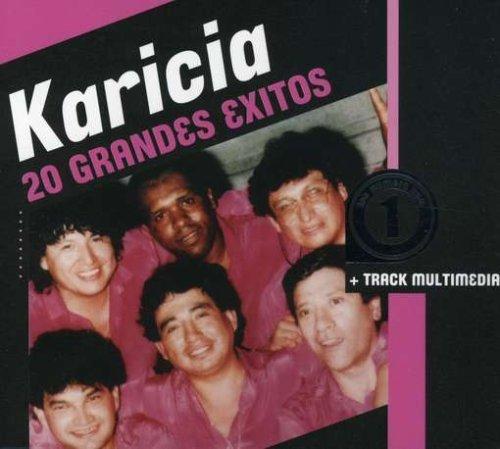 Los Numero 1-20 Grandes Exitos by Karicia (2007-07-23)