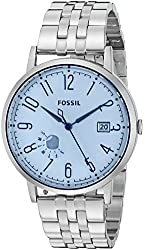 Fossil Women's ES3967 Vintage Muse Three-Hand Date Stainless Steel Watch