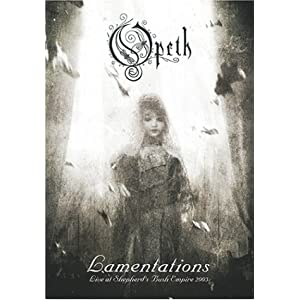 Amazon.com: Opeth: Lamentations - Live at Shepherd's Bush Empire ...