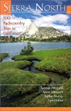 img - for Sierra North: 100 Backcountry Trips in Calfornia's Sierra with Map book / textbook / text book