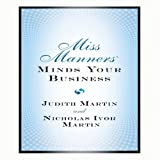 img - for Miss Manners Minds Your Business book / textbook / text book