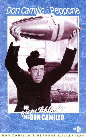 Die große Schlacht des Don Camillo [VHS]