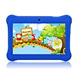 """Tagital® 7"""" T7K Quad Core Android Kids Tablet, with Wifi and Camera and Games, HD Kids Edition w/Zoodles Pre-Installed Blue video review"""