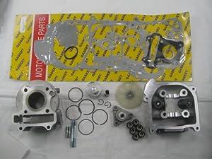 4 Stroke 139qmb 50cc Engine Kit Gy6 50cc 139qmb 139qma Scooter Moped Parts #50026