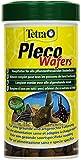 Tetra 151239 Pleco Wafers, Hauptfutter für pflanzenfressende Welse, 250 ml