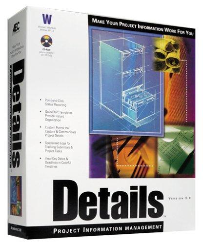 AEC Soft. DETAILS 3.0 ( 2013002001022 )