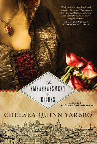 Chelsea Quinn Yarbro Guest Post: The Incredible Durability of Vampires