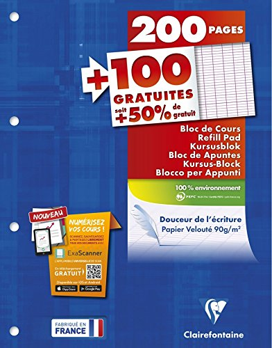 clairefontaine-metric-65819c-bloc-notes-300-feuilles-blanches