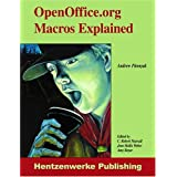 OpenOffice.org Macros Explained ~ Andrew Pitonyak