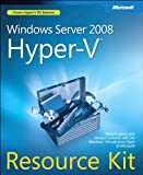 img - for Windows Server 2008 Hyper-V Resource Kit book / textbook / text book