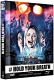 Hold your Breath – Limited Uncut Edition (DVD+Blu-ray Disc) – Mediabook – Cover B