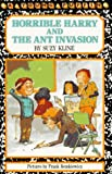 Horrible Harry and the Ant Invasion (0140329145) by Kline, Suzy