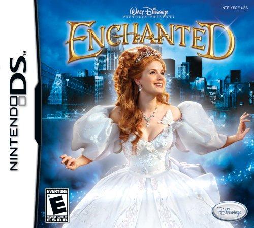 Disney's Enchanted - Nintendo DS - 1