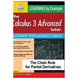 Calculus 3 Advanced Tutor: The Chain Rule for Partial Derivatives