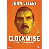 "Clockwise - Recht so, Mr. Stimpsonvon ""John Cleese"""