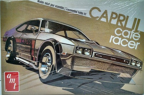 AMT #T224 a977 Capri II Cafe Racer 1:25 Scale Plastic Model Kit NEEDS ASSEMBLY