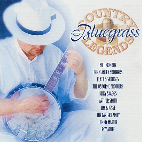 Various Artists - Legends Of Bluegrass (Gold Collection) (Disc 1) - Zortam Music