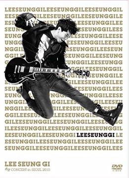 イ・スンギ 希望コンサート in Seoul 2010 (日本オリジナル特典付DVD)