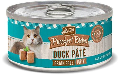 Merrick Purrfect Bistro Grain Free Duck Pâté